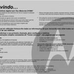 Motorola D1000 - Portuguese