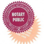 new notary seal with security feature